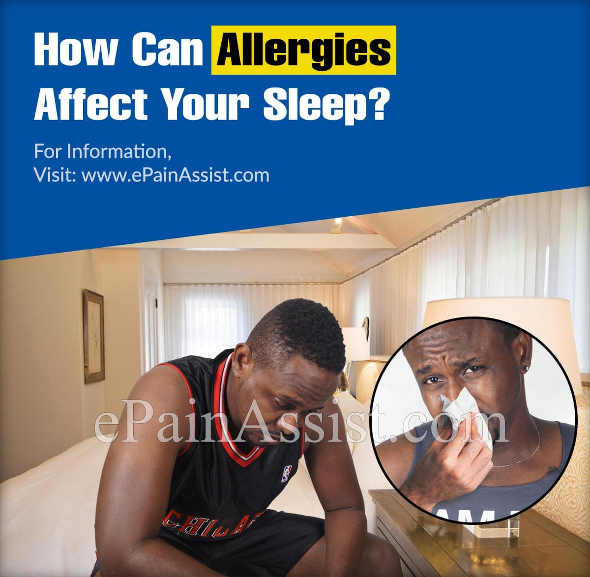 How Can Allergies Affect Your Sleep?