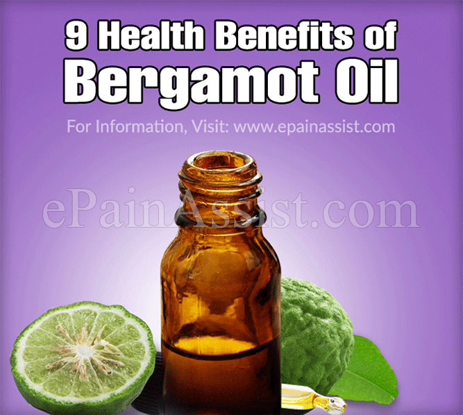 9 Health Benefits of Bergamot Oil