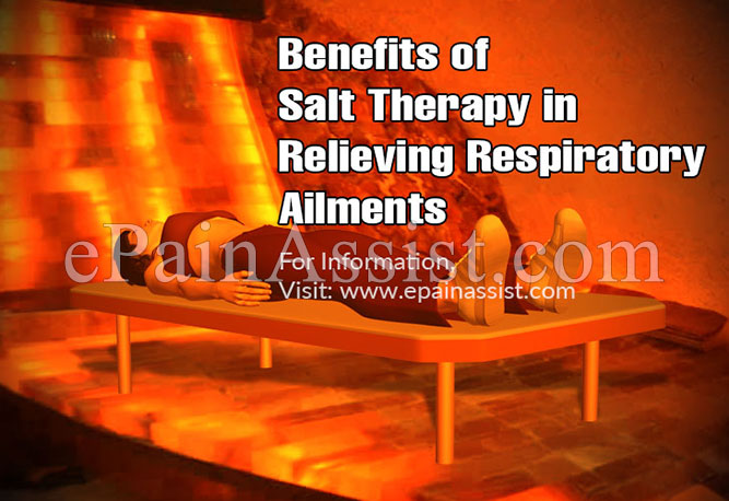 Benefits of Salt Therapy in Relieving Respiratory Ailments