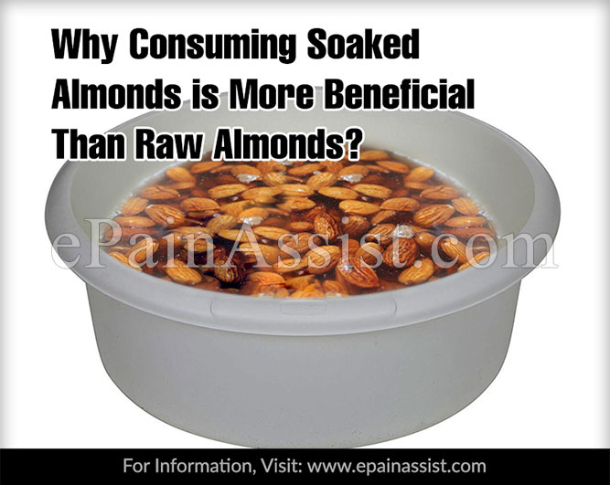 Why Consuming Soaked Almonds Is More Beneficial Than Raw Almonds?