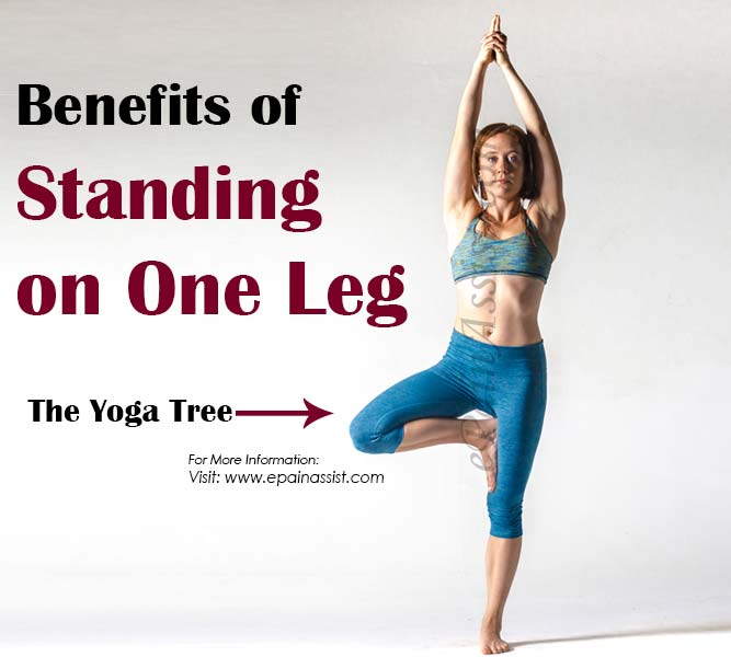 Benefits of Standing on One Leg or One-Leg Stance Exercise