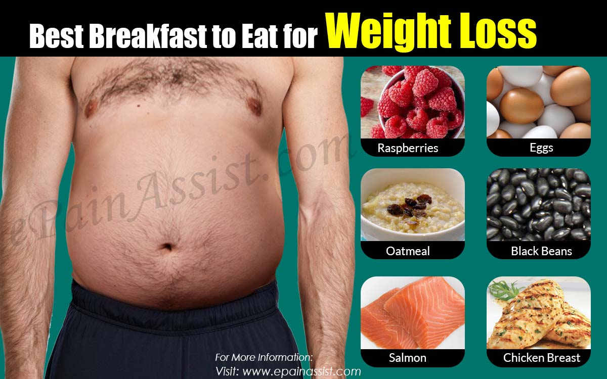 Best Breakfast To Eat For Weight Loss