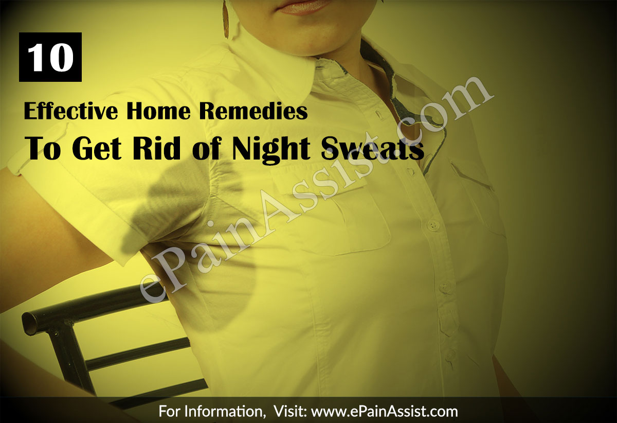 10 Effective Home Remedies To Get Rid of Night Sweats