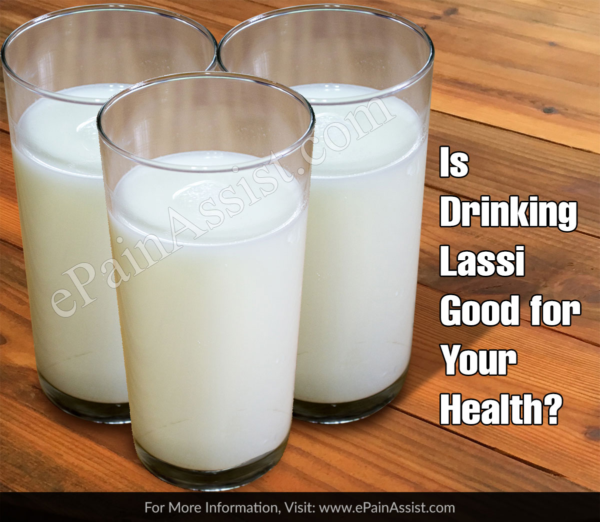 Is Drinking Lassi Good for Your Health?