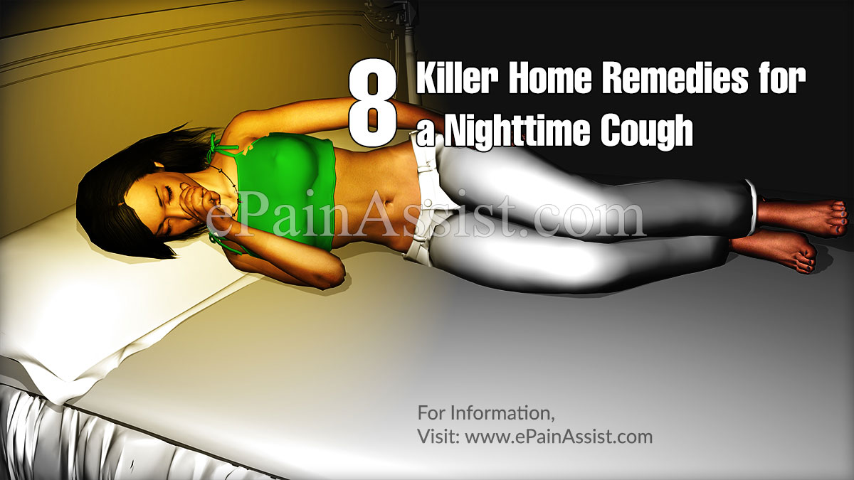 8 Killer Home Remedies for a Nighttime Cough