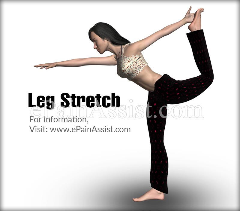 Leg Stretch Exercise To Help You Do Splits