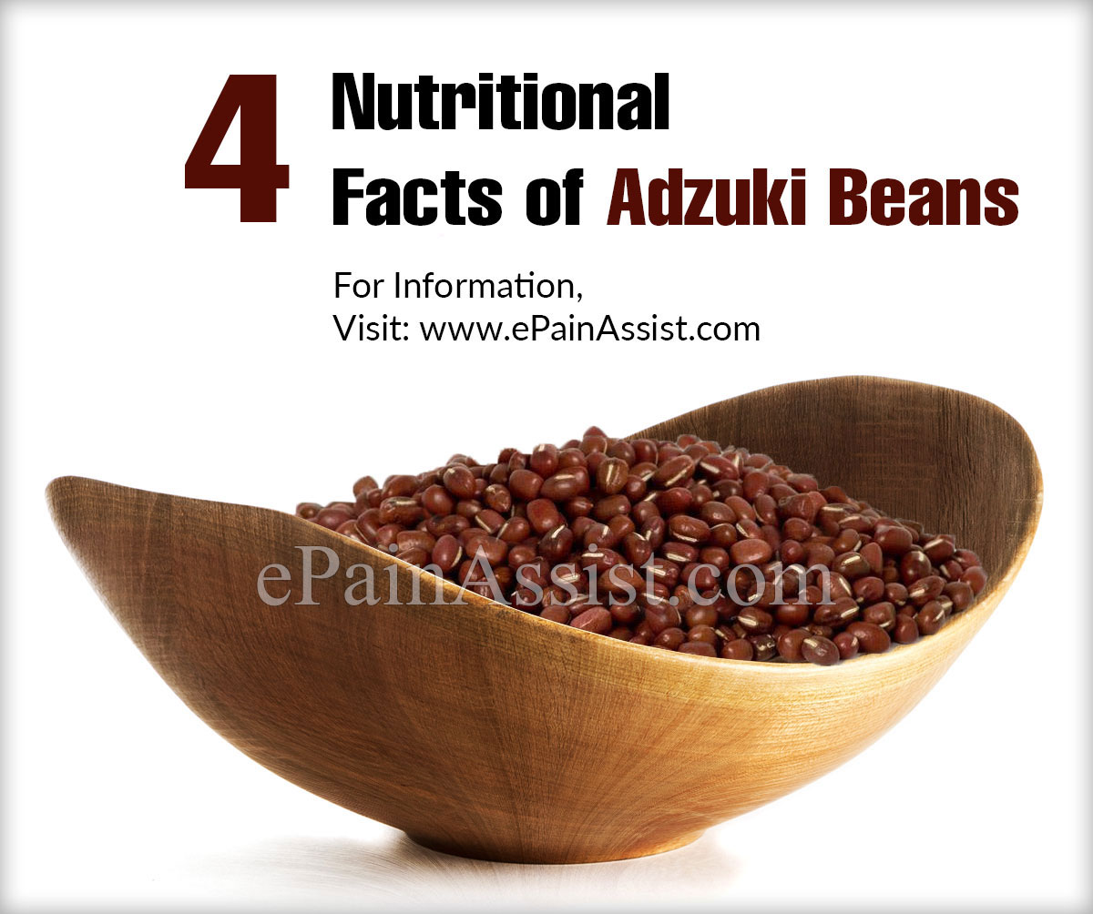 4 Nutritional Facts of Adzuki Beans & Its 15 Health Benefits