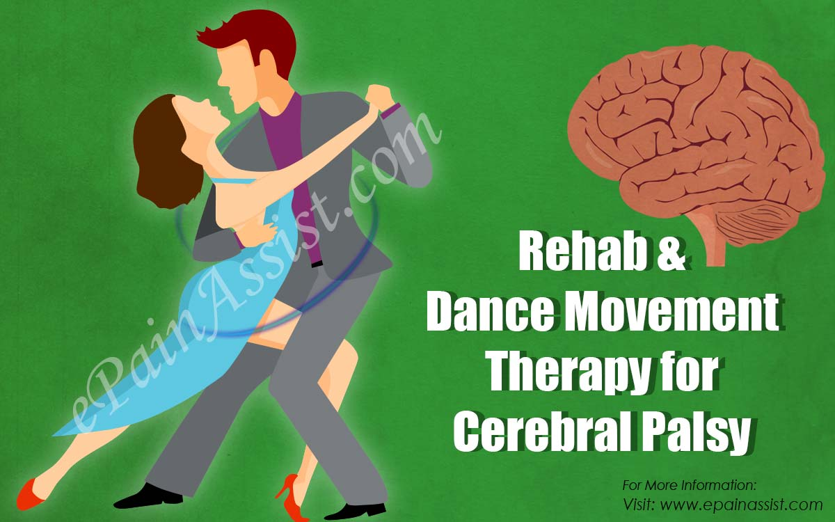 Rehab & Dance Movement Therapy for Cerebral Palsy
