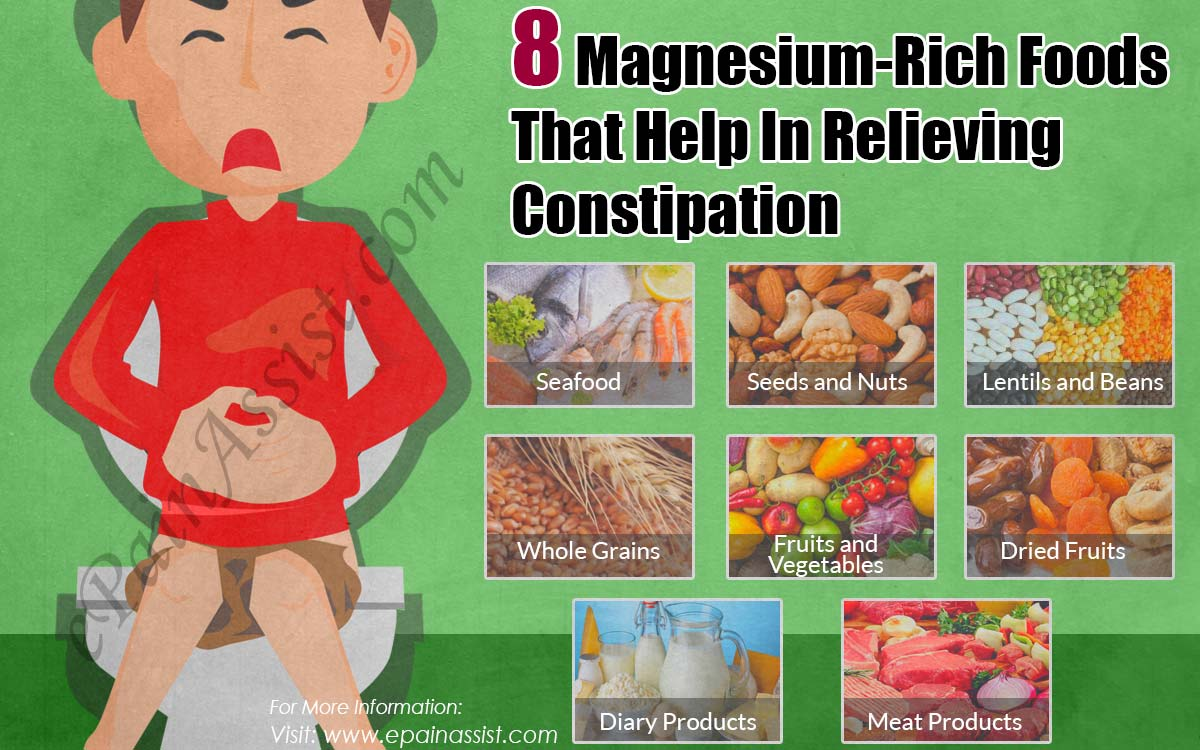 8 Magnesium-Rich Foods That Help In Relieving Constipation