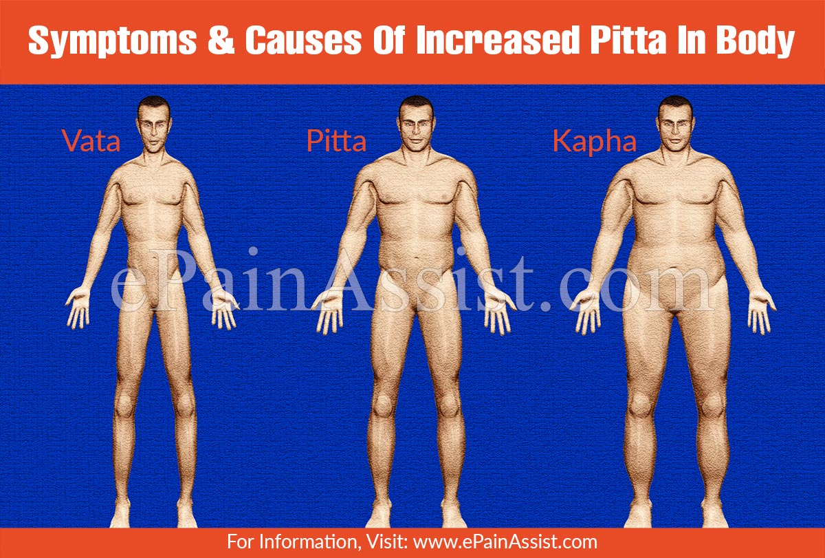 Symptoms & Causes Of Increased Pitta In Body