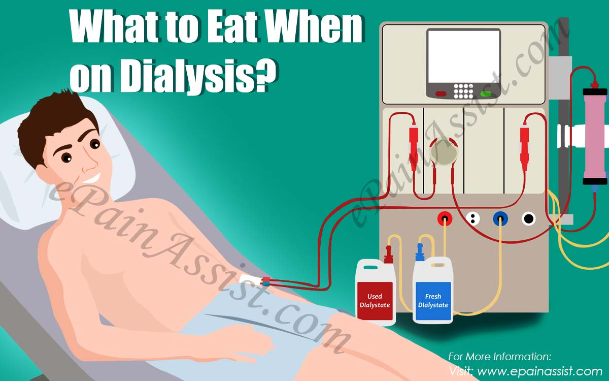 What to Eat When on Dialysis?