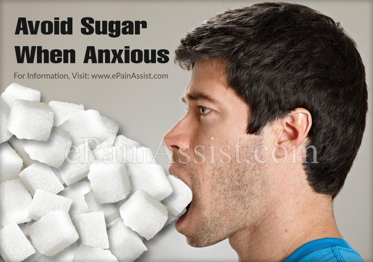Avoid Sugar When Anxious - Opt For These Healthy Foods Instead