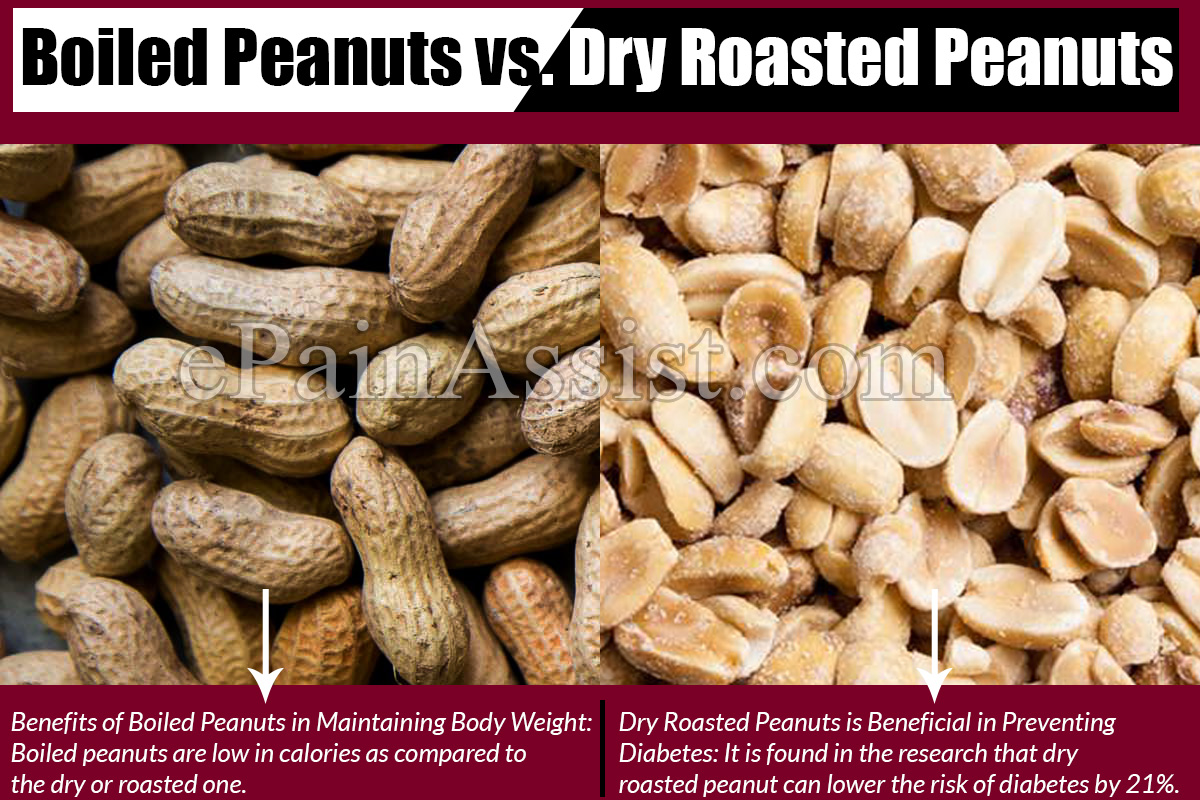 Boiled Peanuts vs. Dry Roasted Peanuts: Which is Better?