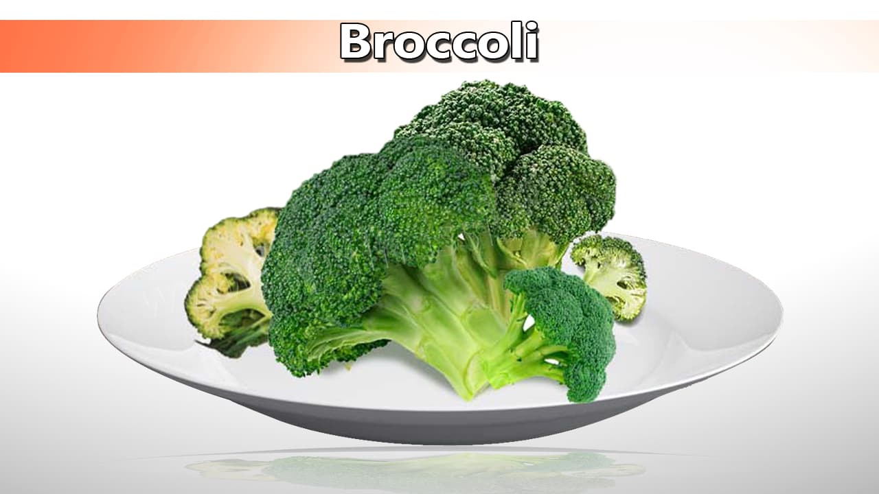 Broccoli Good for High Blood Pressure