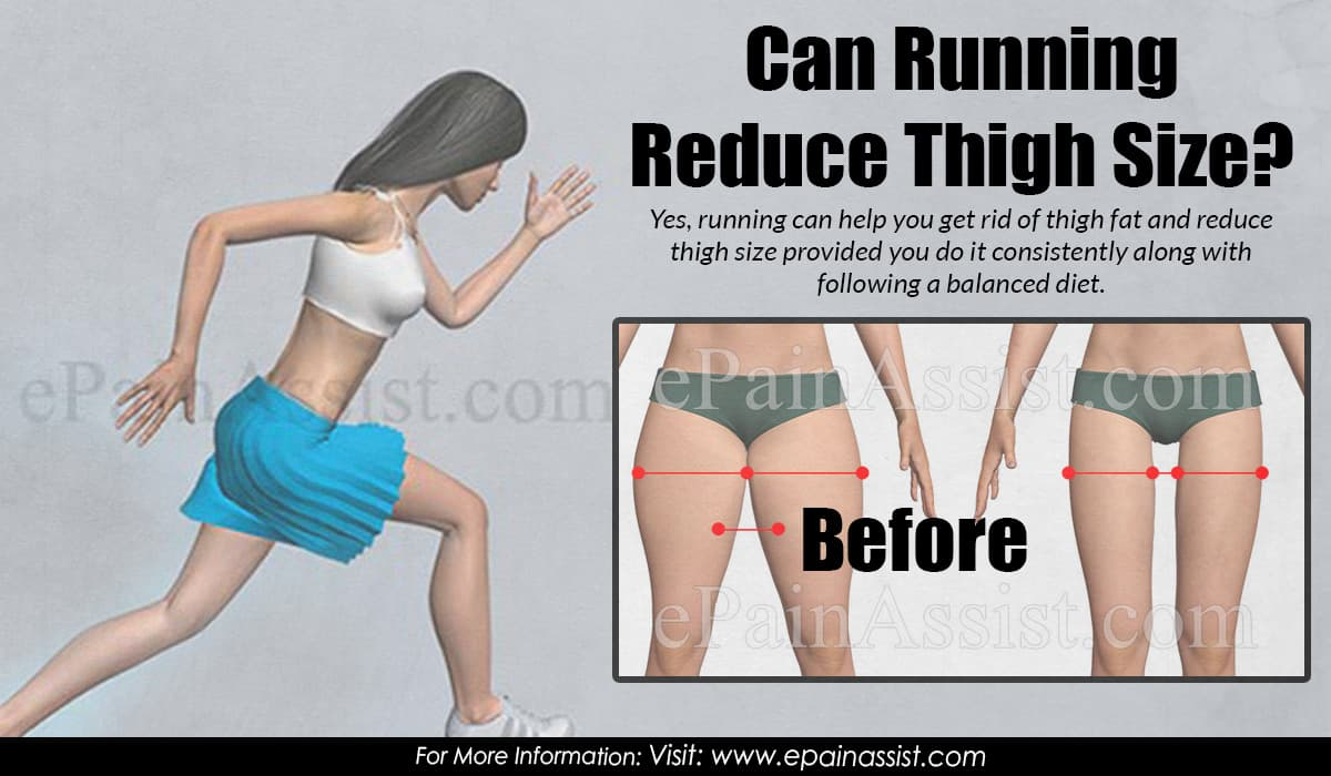 Can Running Reduce Thigh Size?