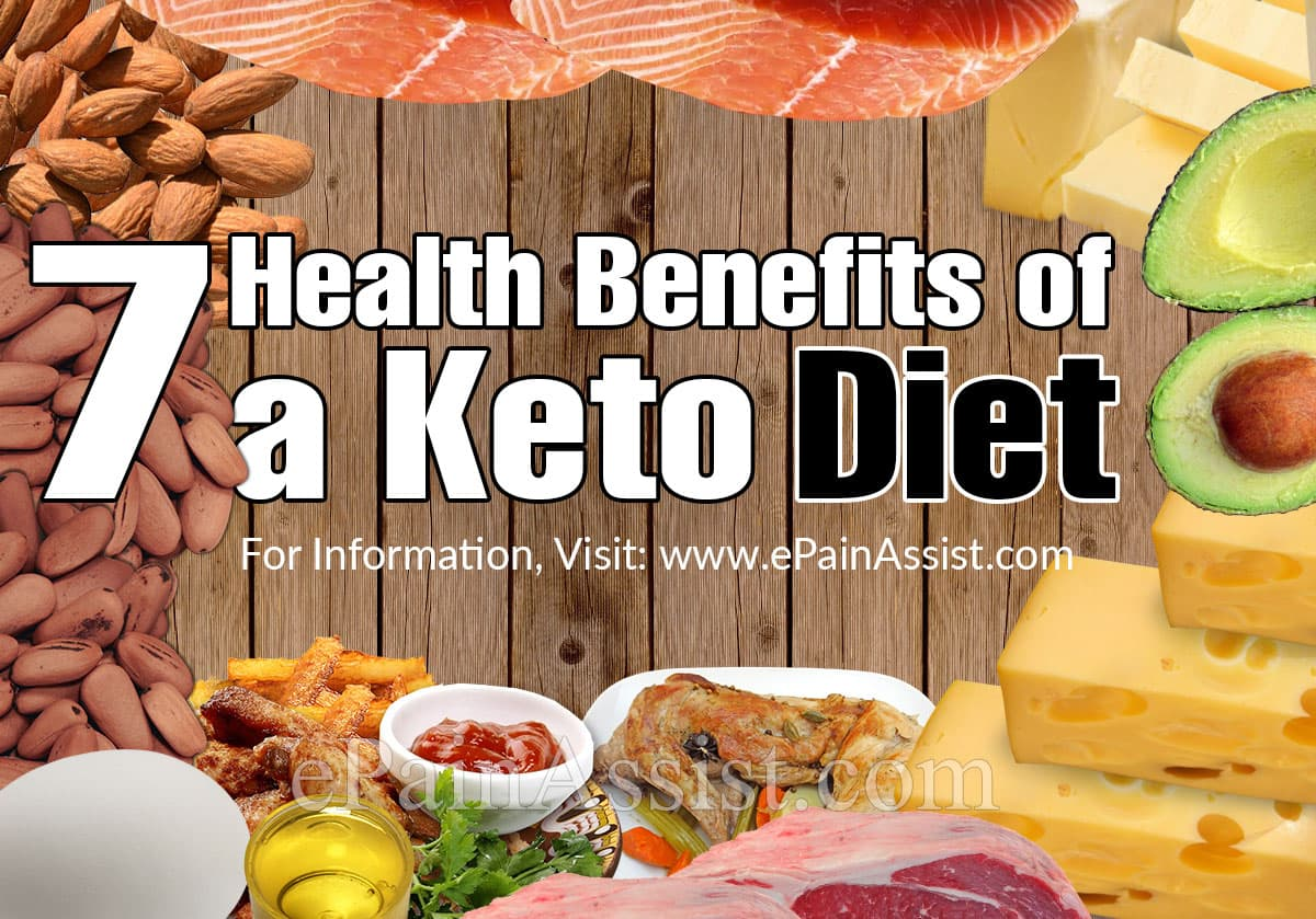7 Health Benefits of a Keto Diet