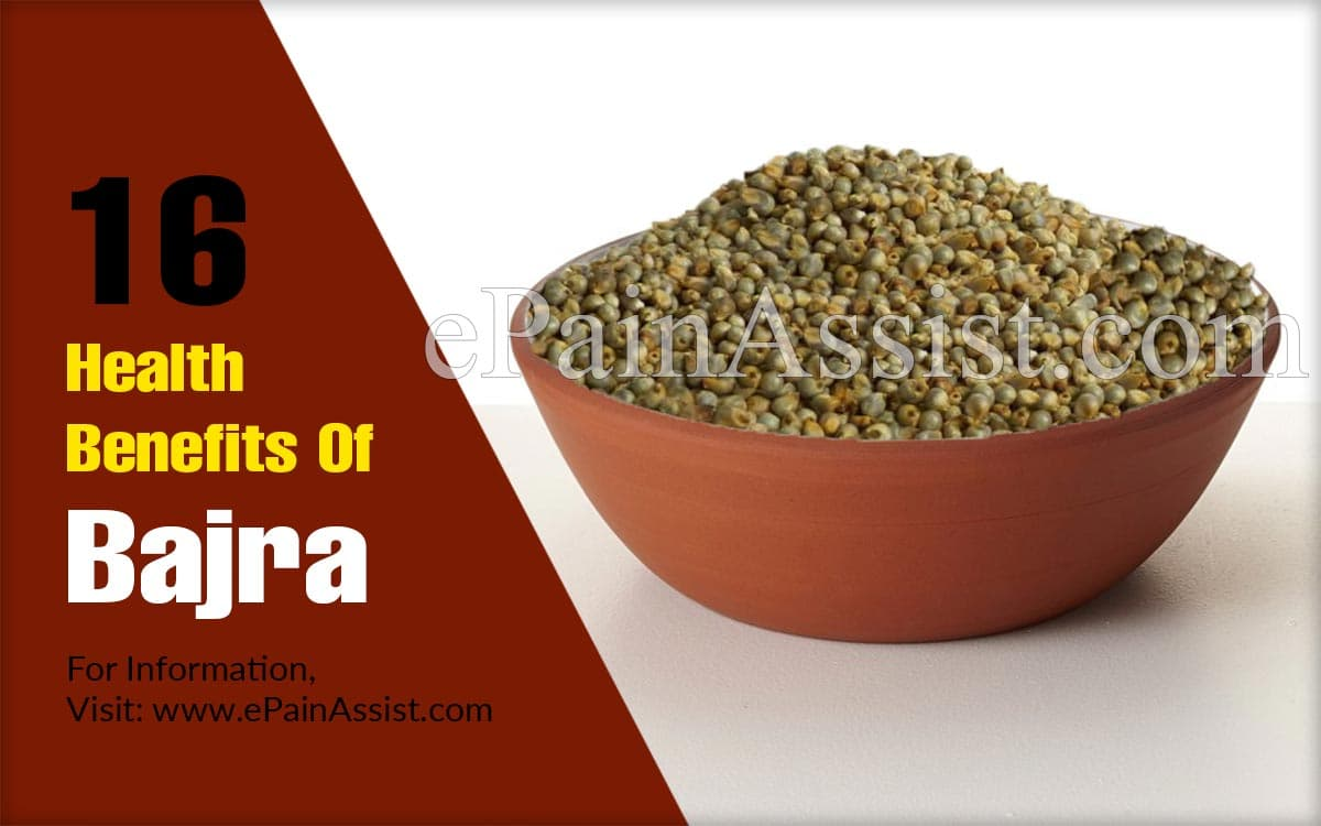 16 Health Benefits Of Bajra Or Millets