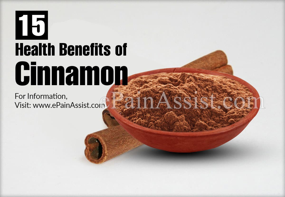 15 Health Benefits of Dalchini or Cinnamon