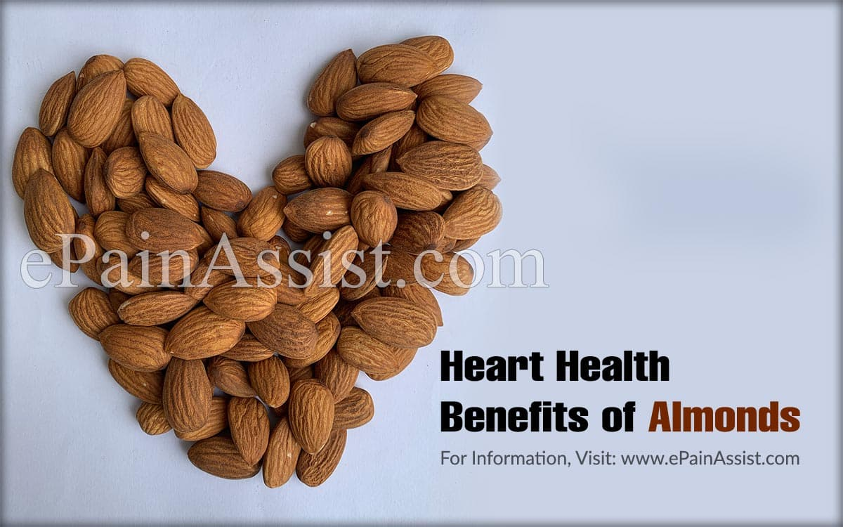 Heart Health Benefits of Almonds