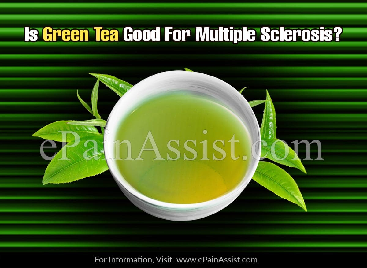 Is Green Tea Good For Multiple Sclerosis?