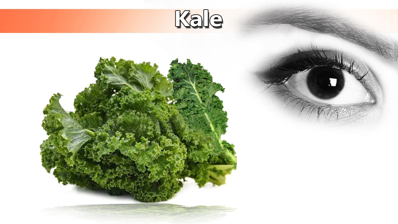 Kale For Healthy Eyes