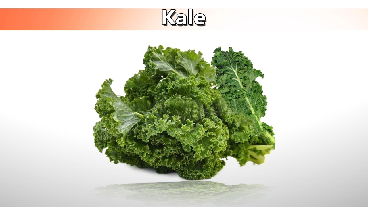 Kale Good for High Blood Pressure