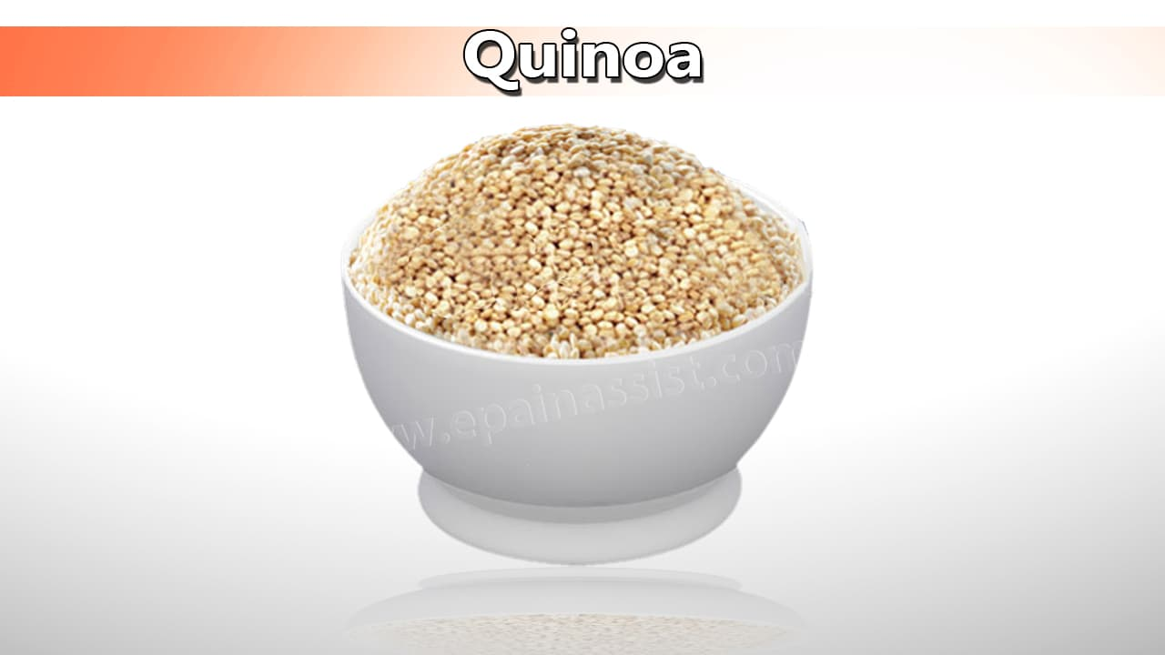 Quinoa Good for High Blood Pressure