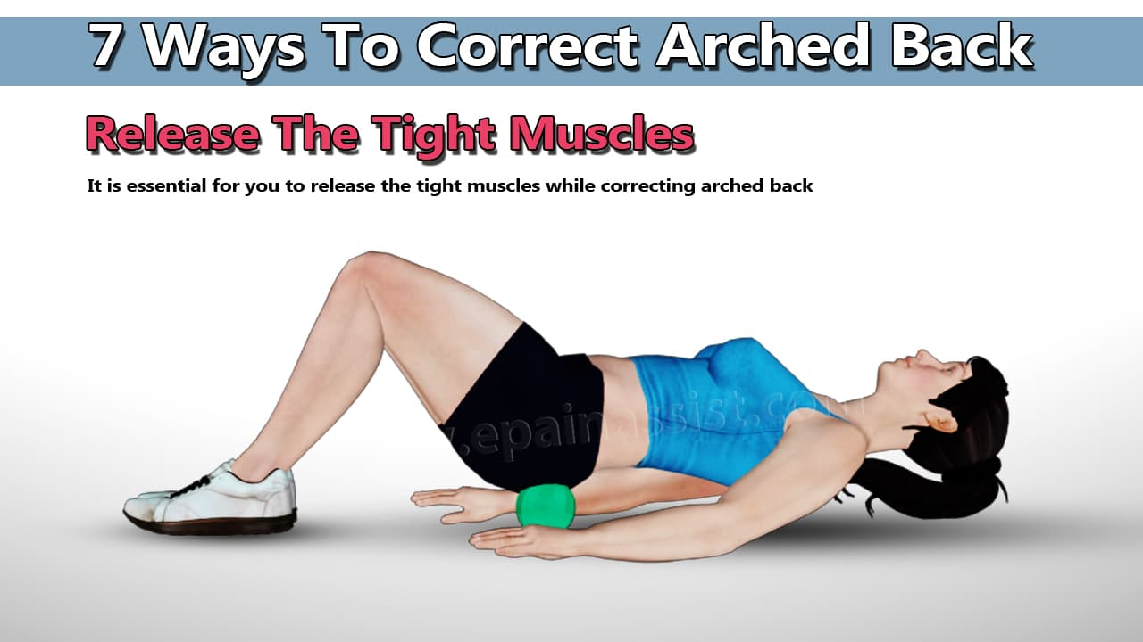 Release The Tight Muscles