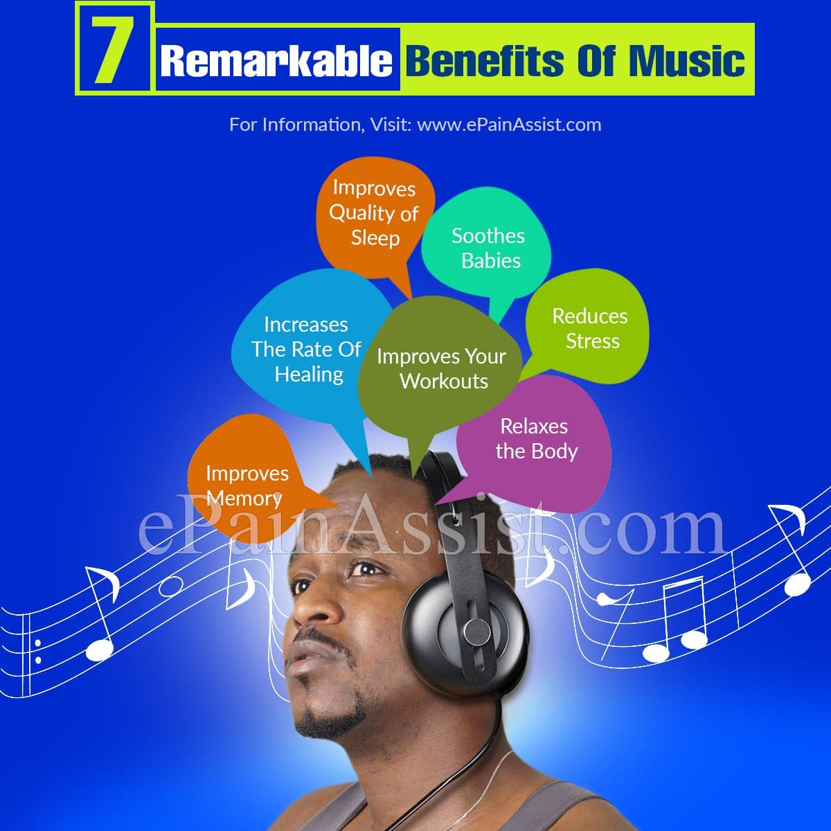 7 Remarkable Benefits Of Music