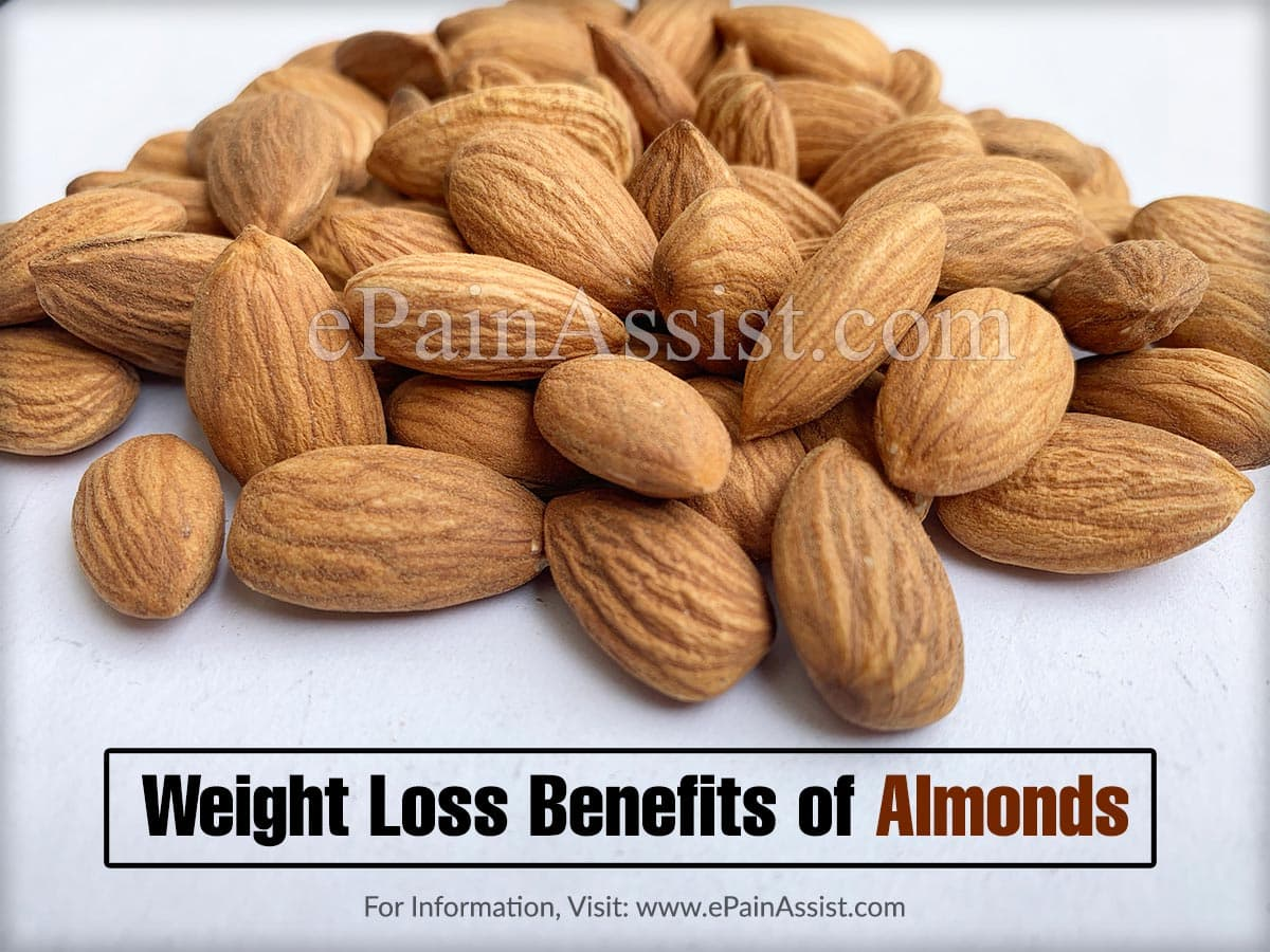 Weight Loss Benefits of Almonds