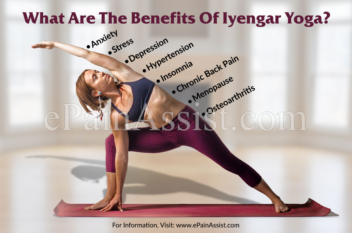 What Are The Benefits Of Iyengar Yoga?