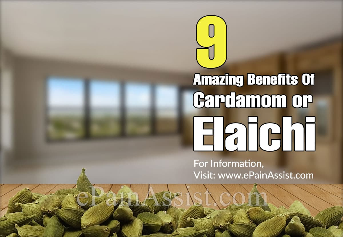 9 Amazing Health Benefits of Cardamom or Elaichi