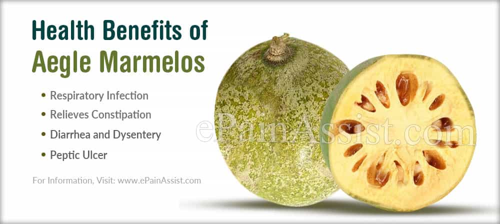 Health Benefits of Aegle Marmelos