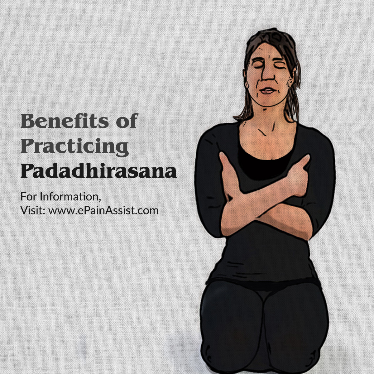 Benefits of Practicing Padadhirasana or the Breath Balancing Pose