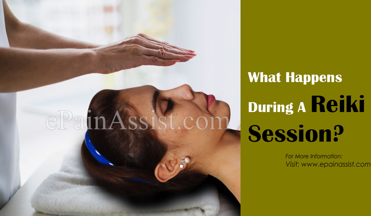 What Happens During A Reiki Session?