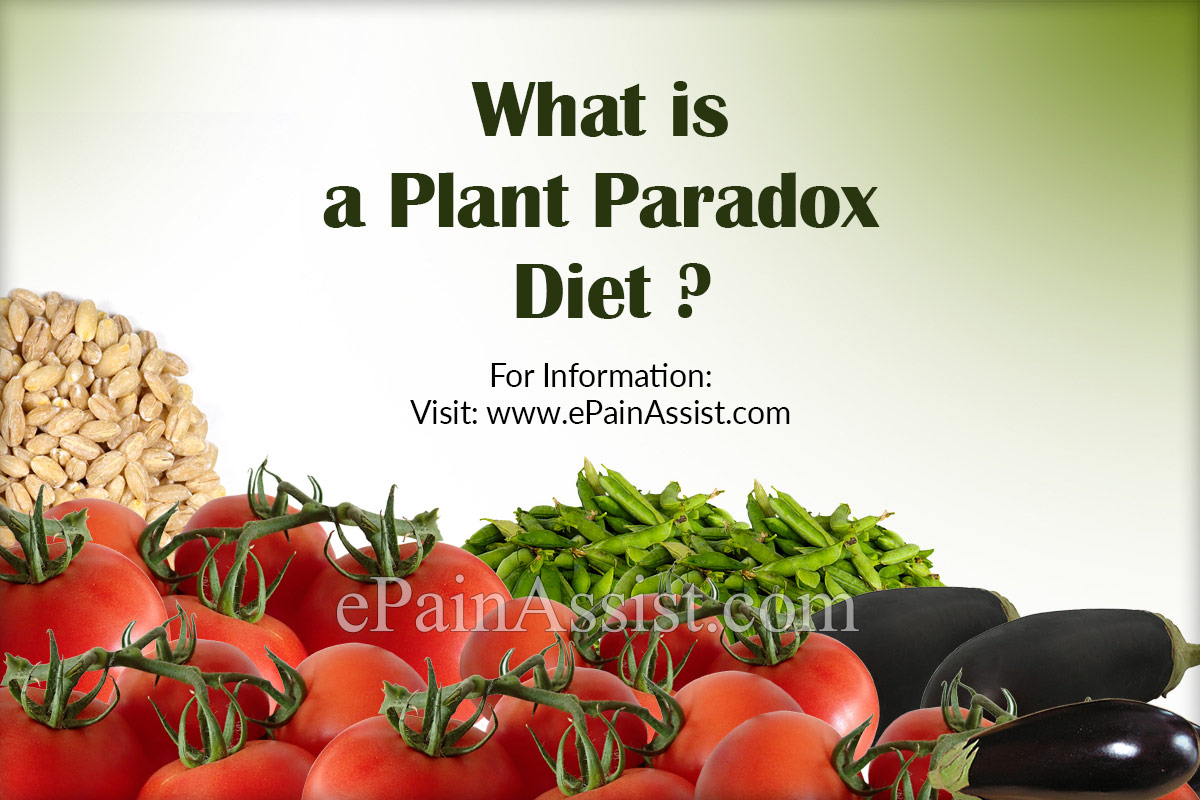 What is a Plant Paradox Diet?