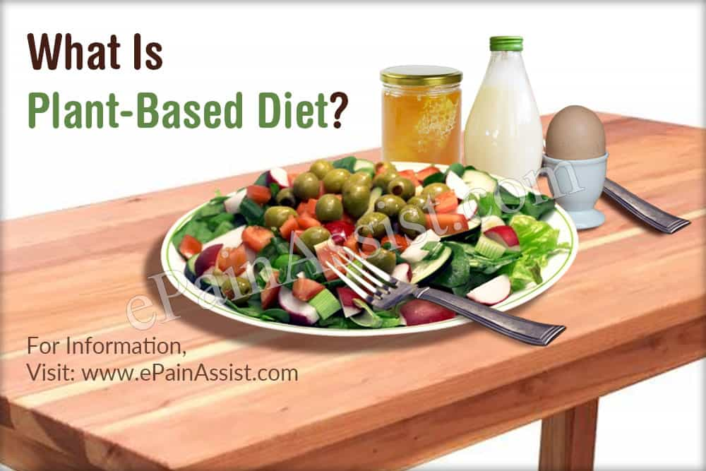What Is Plant-Based Diet?