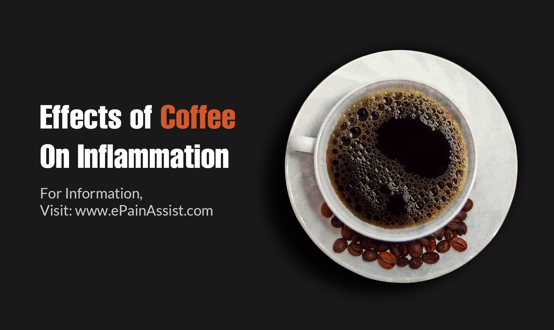 Effects of Coffee On Inflammation