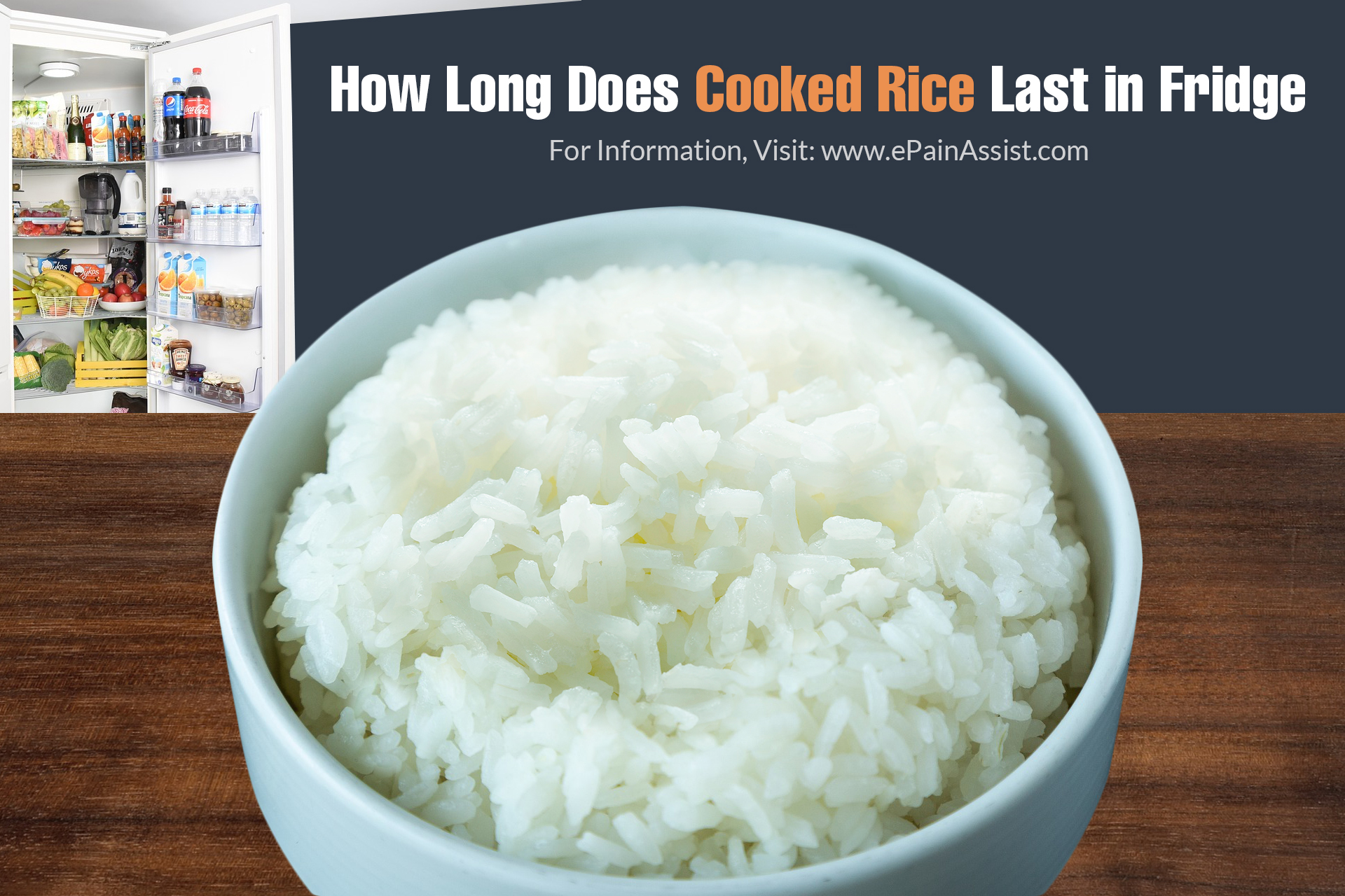 How Long Does Cooked Rice Last in Fridge?