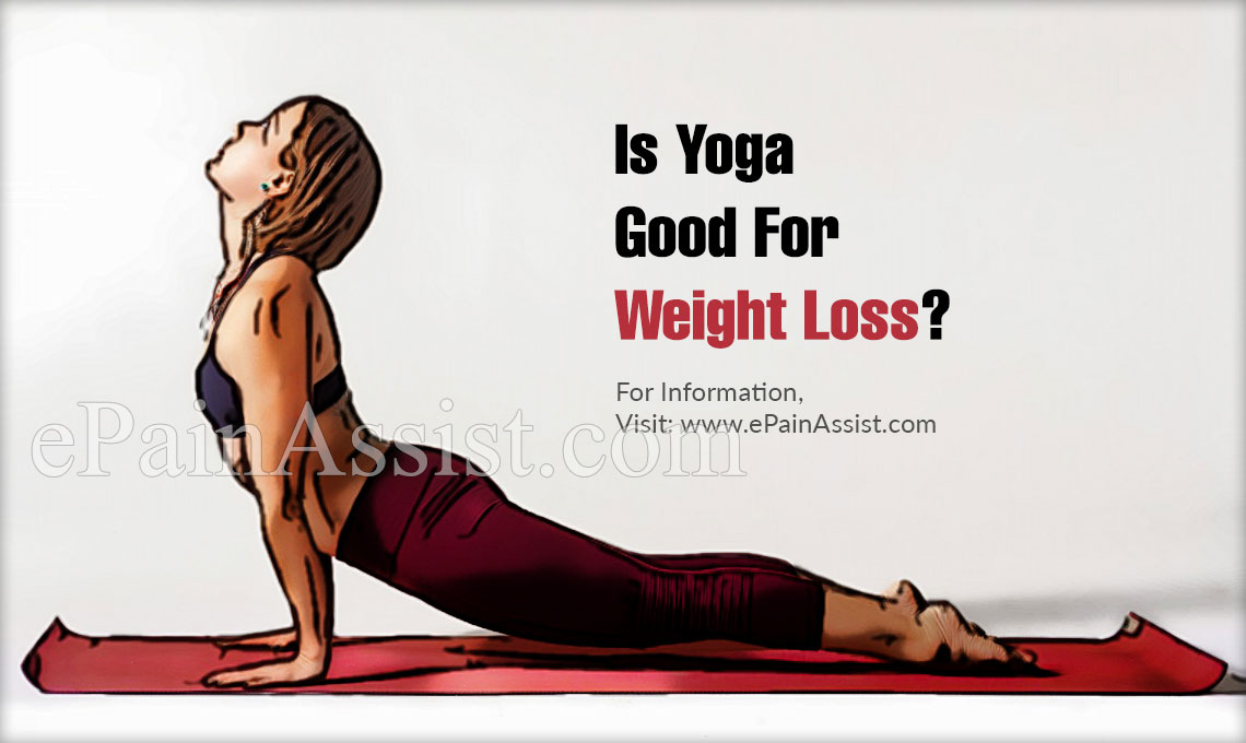Is Yoga Good For Weight Loss?