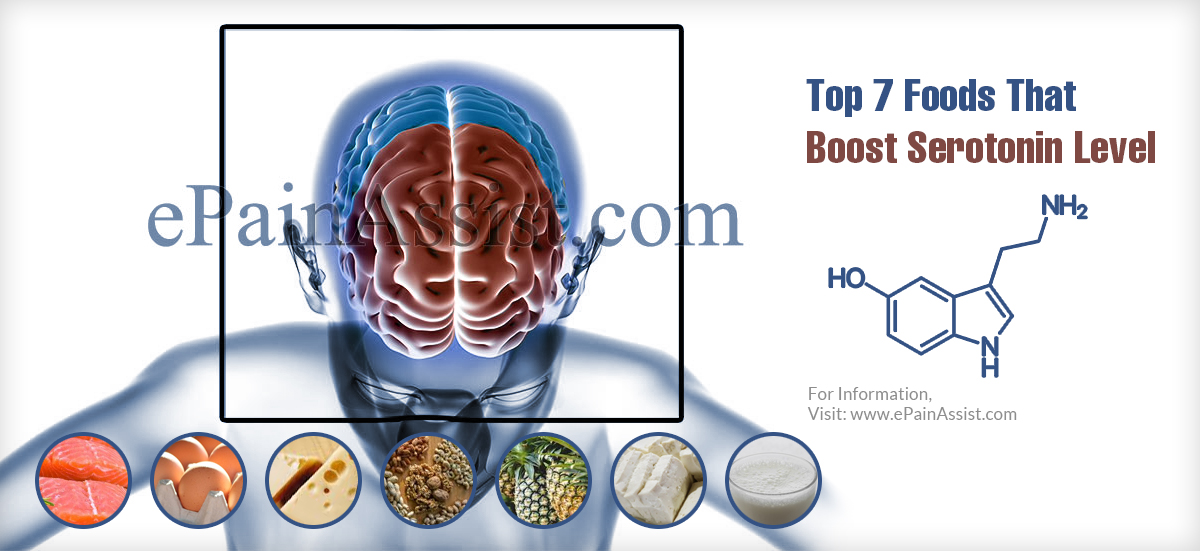 Foods That Can Boost Serotonin Level