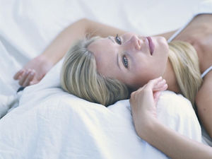 Sleep problems, depression eased in small study.
