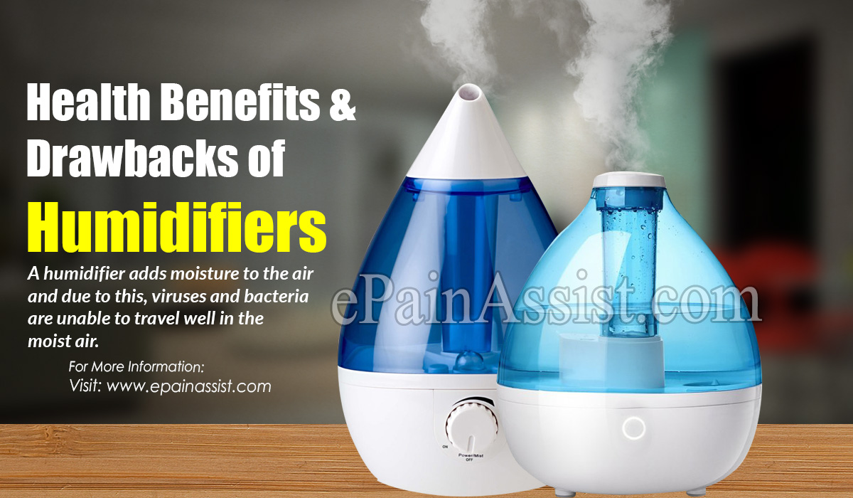 Health Benefits & Drawbacks of Humidifiers