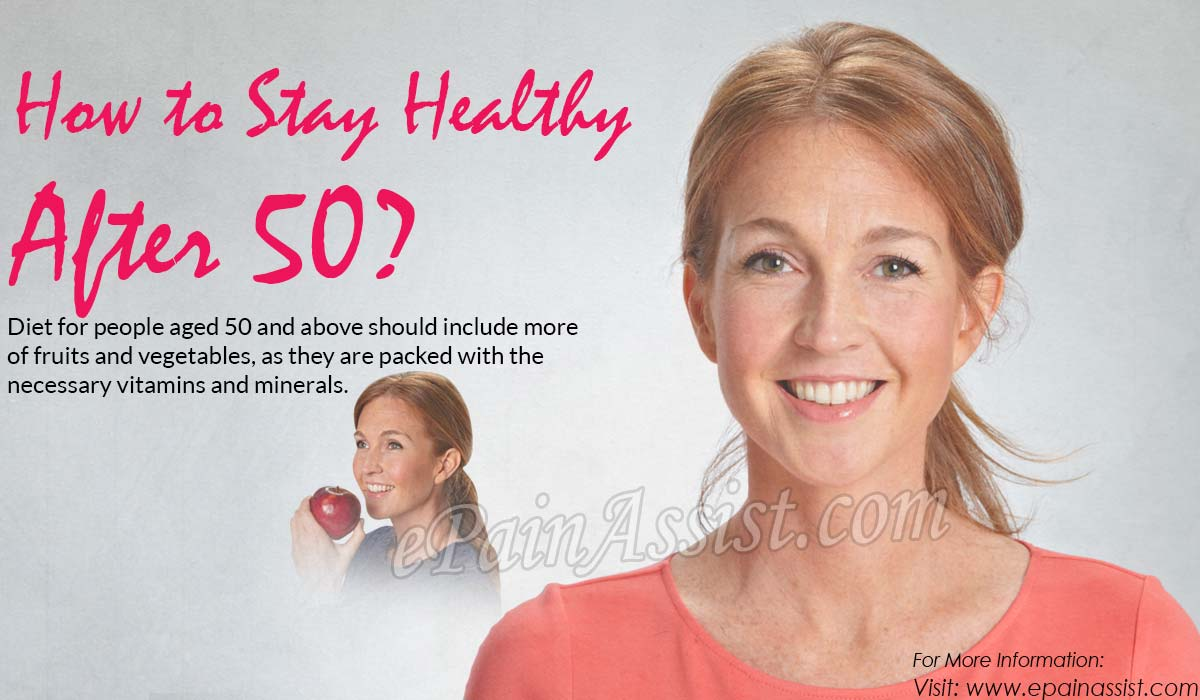 How to Stay Healthy After 50: Top 10 Healthy Habits for People Aged 50 & Above