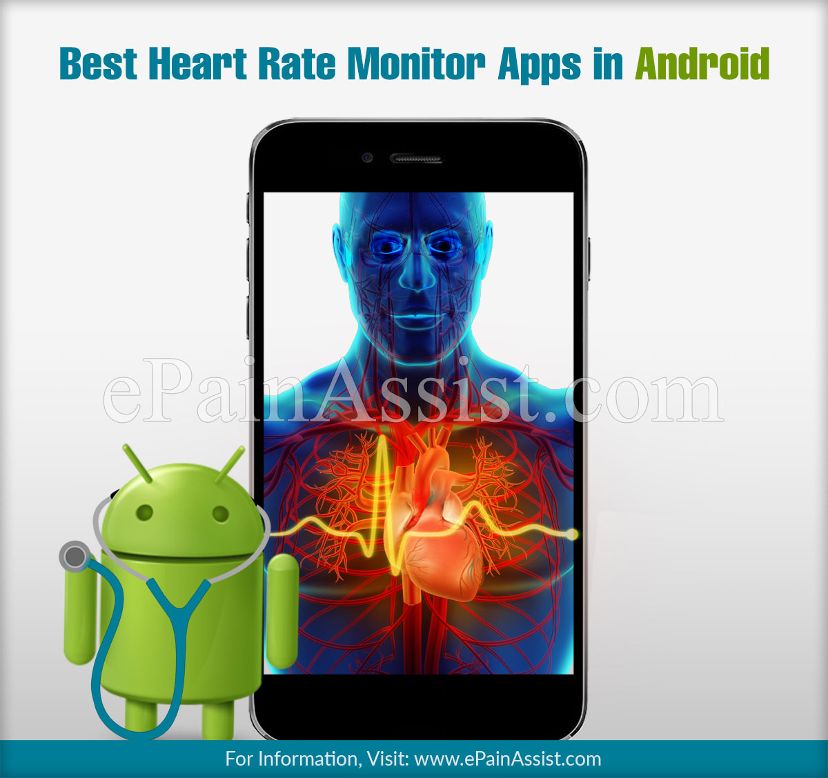 Best Heart Rate Monitor Apps in Android