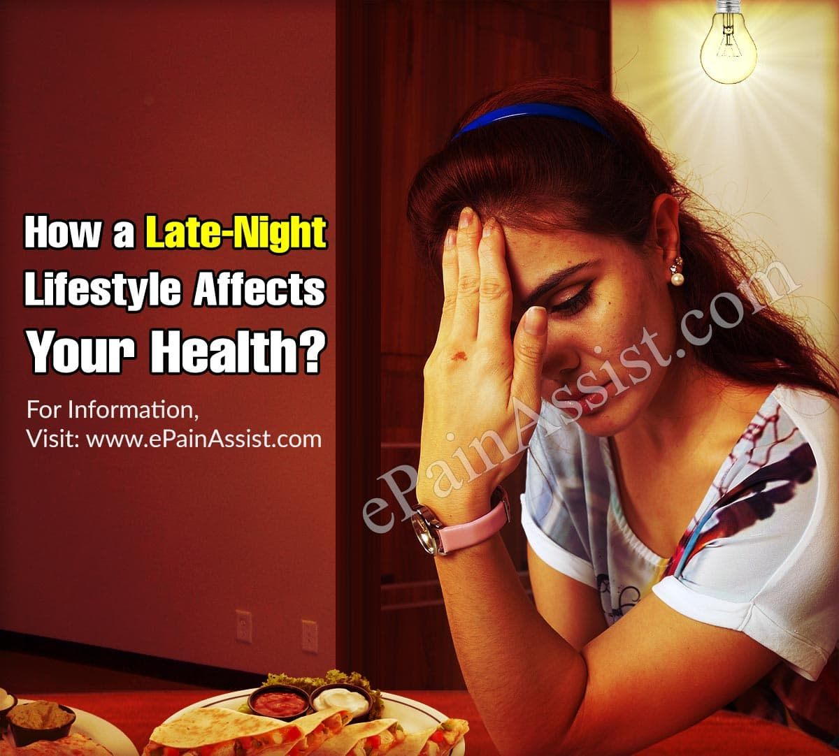 How a Late-Night Lifestyle Affects Your Health?