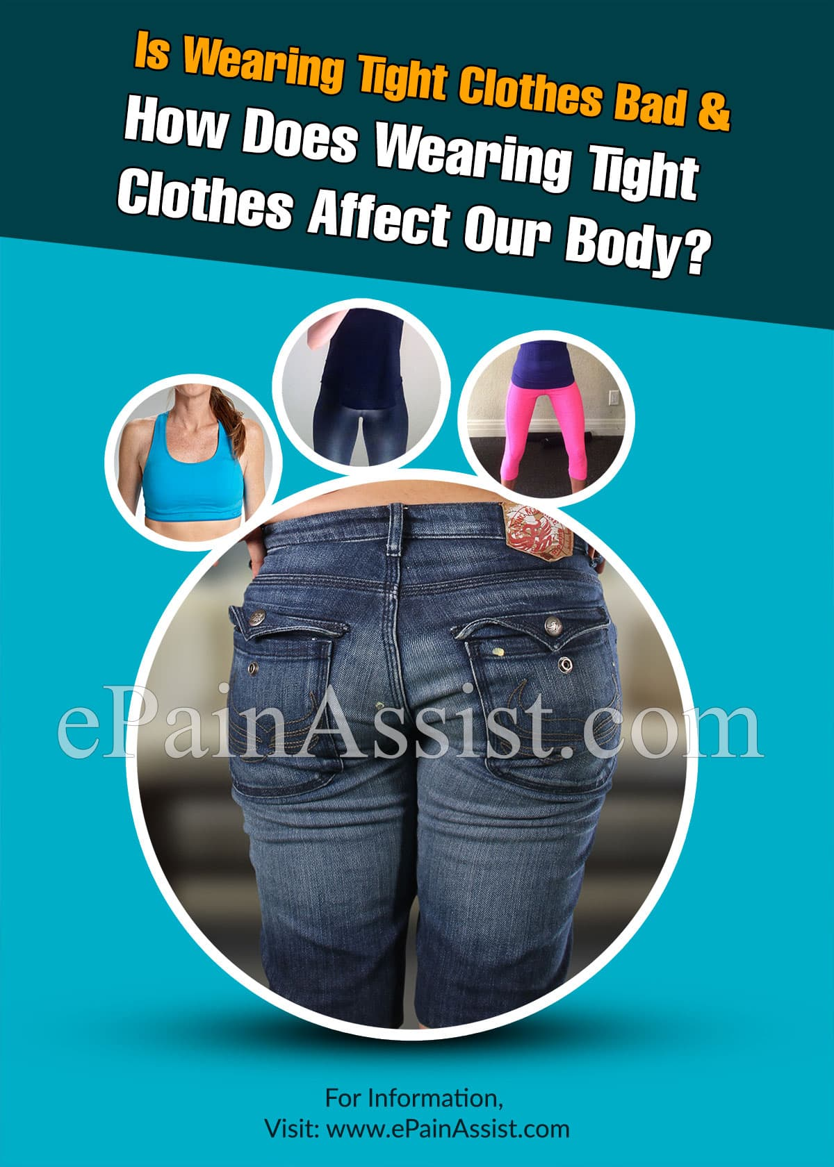 Is Wearing Tight Clothes Bad & How Does Wearing Tight Clothes Affect Our Body?