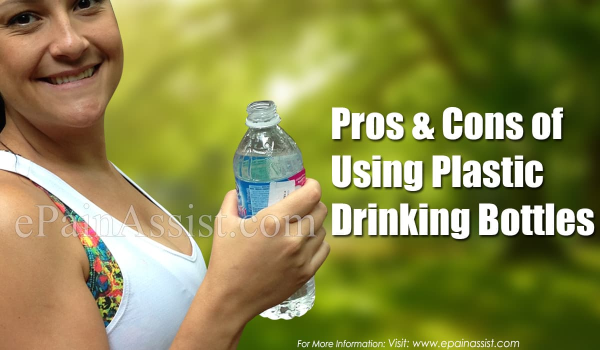 The Pros of Using Plastic Drinking Bottles