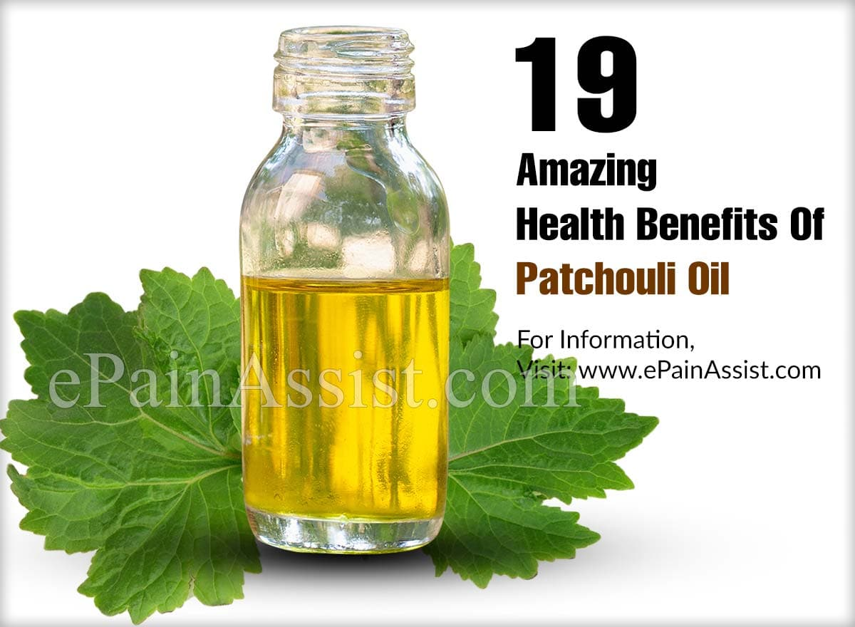 19 Amazing Health Benefits Of Patchouli Oil