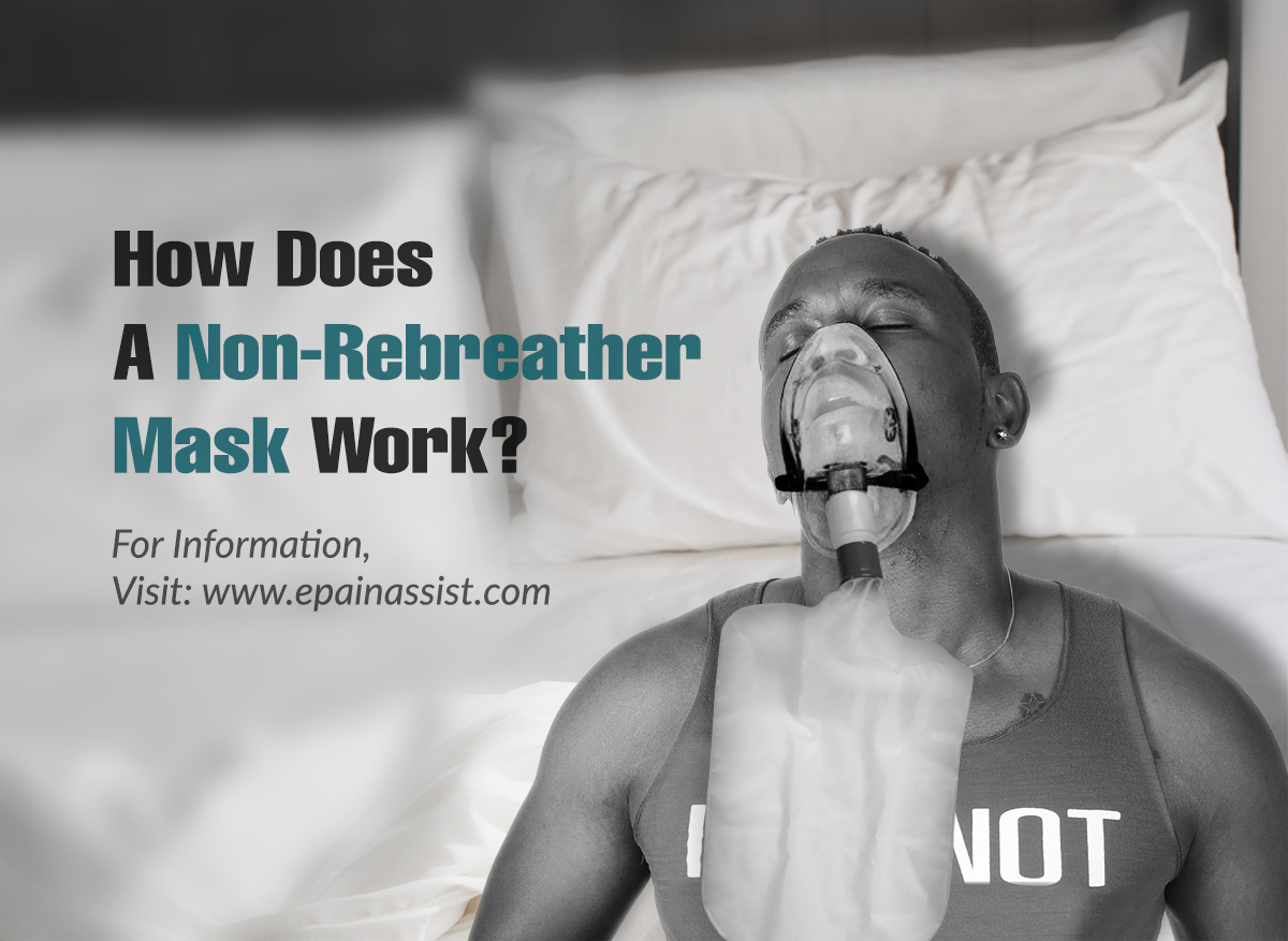 How Does A Non-Rebreather Mask Work?